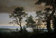 landscape paintings / by Luc Cromheecke