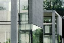 architecture / houses / look-outs / by Brina Lip