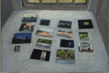 paintings in paintings / by Luc Cromheecke