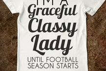 Football Frenzy / by Keeley McGuire Blog