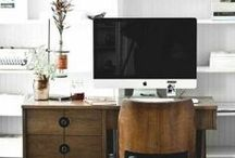spaces | office & workspace / by Brina Lip