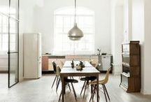 spaces | kitchen & dining / by Brina Lip