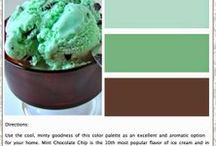 Color Recipes / Come enjoy my designs where culinary inspired color schemes will tempt your appetite and your eyes! http://colorrecipes.blogspot.com/