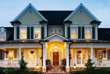 HOME INSPIRATIONS / Ideas for our next house / by ZANE SMITH