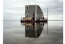 cabins & nature / by Brina Lip