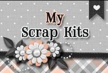 » My Scrap Kits / Digital Scrap Kits That I Have Made ♥