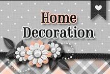 » Home Decoration / Beautiful Home Decoration Ideas ♥