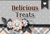 » Delicious Treats / All Kinds Of Delicious Treats ♥