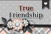 » True Friendship / Everything About Being A Friend ♥