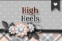 » High Heels / High Heels I Like & Would Wear ♥