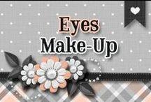» Eyes Make-Up / I  Love Make-Up, I Always Like To Try Something New ♥