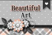 » Beautiful Art / Beautiful Work Of Art ♥