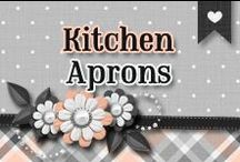 » Kitchen Aprons / All About Cute Aprons :)