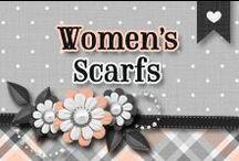 » Women's Scarfs / All Kinds Of Scarfs ♥