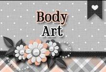 » Body Art / Creative Body Art ♥