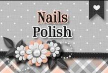 » Nails Polish / Colorful & Fun Nail Polish ♥
