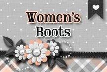 » Women's Boots / Boots I Like ♥