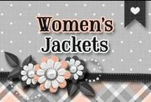 » Women's Jackets / Cute Jackets That I Like & Would Wear ♥