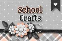 » School Crafts / Creative & Fun School Crafts ♥