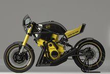 MOTORBIKES / Two wheel vehicles / by ZANE SMITH