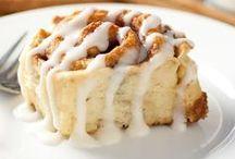 Cake - Cinnamon Loafs & Cinnamon Buns