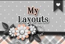 » My Layouts / Layouts created by me, some using my kits and some not!