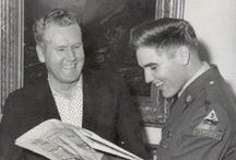 Elvis - In The Army / by Patti Craven