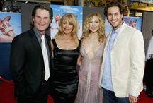 Celebrities - Goldie Hawn/Kurt Russel/Family