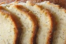 Breads - Cake Loafs
