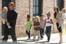 Celebrities - Brad & Angelina