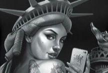 Tattoo & Art Design Ideas