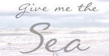 Seashore For Sister / Vacations near the sea.