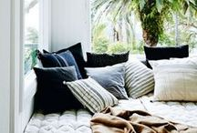 Interiors   Places to Sit Happily / Interiors, Style, Houses, Home Decor