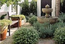 outdoor spaces / lovely outdoor spaces