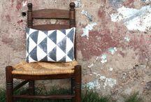 Upholstery prints