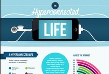 Social media infographics / Social media, social networks, and professional networks #infographics / by Julien Hering