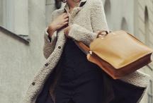 Clothes - autumn, winter, spring