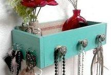 Buenas ideas DIY / DIY y buenas ideas para el hogar