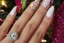Glamorous Nails / by Marcy Derryberry