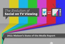 Transmedia & Social TV / Infografías sobre transmedia y televisión social