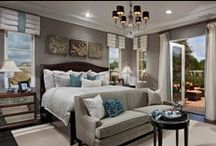 Master Bedroom Ideas / by Tara Casher