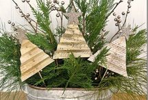 Xmas/Winter Holiday Decor / by Tara Casher