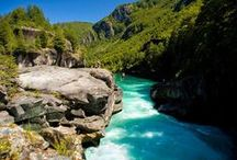 Patagonia? Yes Please! / Patagonia travel reveals the diverse and remote beauty of southern Chile and Argentina.  Jagged peaks, turquoise lakes, fantastic glaciers and legendary hiking circuits. As if that's not enough visual stimulation, Patagonia tours can also include leaping dolphins and cresting whales.  A place of grandeur -- see for yourself...