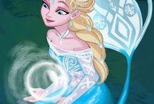 Princesses Disney / Disney Princess