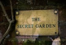 ~ The Secret Garden ~ / by JM S