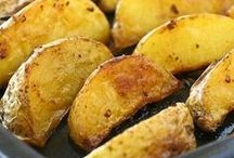* Yummy Potatoes * / A group board to share your favorite potato dishes. LIMIT 5 PINS A DAY linking to 5 different recipes. VERTICAL pins preferred. Board will be cleaned up weekly to maintain board re-pin ratio. To contribute, follow me and leave me a message on my Message Board.