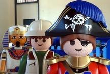 Playmobil Land / Fotos de coleções diversas de Playmobil (Organização www.clubedeideias.com)