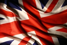 Rule Britannia / by Caroline Held
