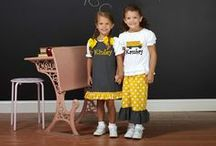 Back to School! / Pencils, check... Backpack, check... New Lolly Wolly Doodle outfits, double-check! / by Lolly Wolly Doodle