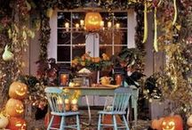 HOME - Fall Decor / A curated list of fall home decor ideas from lifestyle blogger, Simply {Darr}ling.